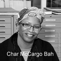 Living Legend Char McCargo Bah in the News